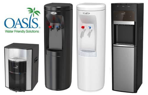 Filtered Water Cooler Systems
